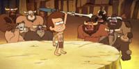 Dipper vs. Manliness