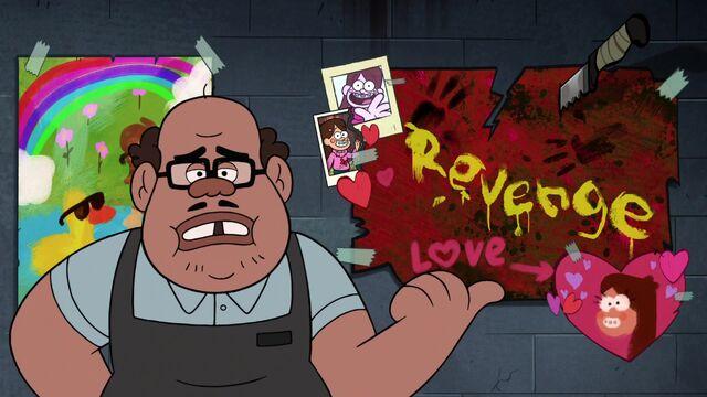 File:S2e18 revenge poster.jpg
