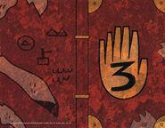 Six strange tales journal 3 cover