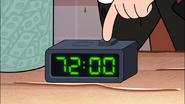 S1e13 Stan sets up clock