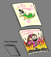 Mabel drawing's Miscellaneous