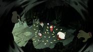 S2e6 cave mess