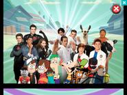 UA characters