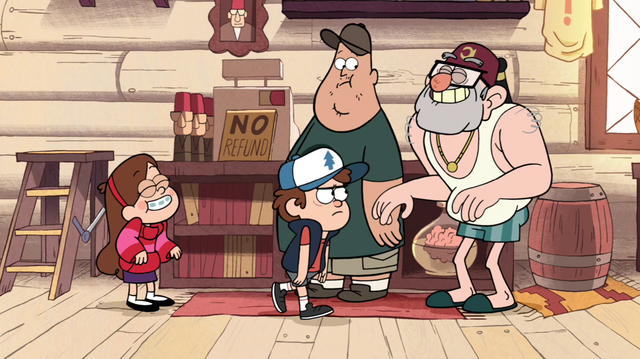 File:S1e11 dipper leaves.png