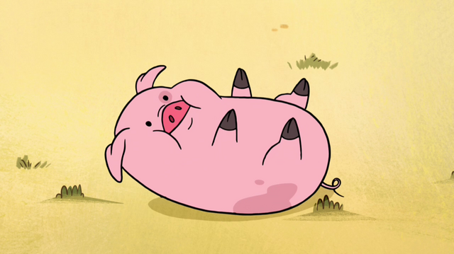 File:S1e9 waddles on back.png