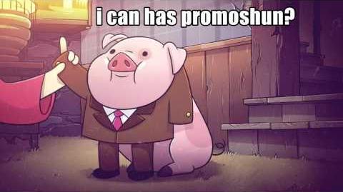 S1e12 waddles memes promo