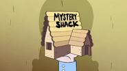 S1e11 mystery shack model