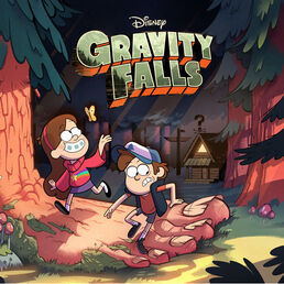 Gravity Falls Vol 1 Digital Download