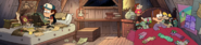S2e4 Dipper and Mabel Panorama
