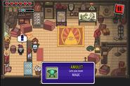 PinesQuest- Got the amulet