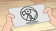 S2e1 powers business card