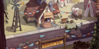 Gravity Falls Library