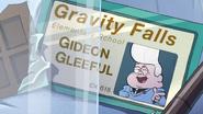 S1e11 gideon's id card