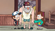 S1e14 Mabel lies