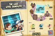 FN The Lake level complete