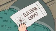 S1e16 electron carpet