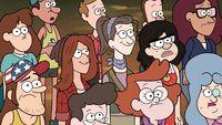 S2e14 Gravity Falls writers cameo.jpg
