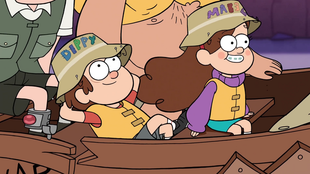 File:S1e2 dipper and mabel on boat.png