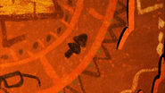 S2e20 cave painting pine tree