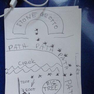 Карта от Алекса.