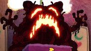 S2e19 pink cat true form gross