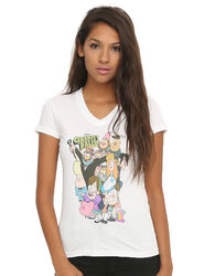 HT main cast girls tee