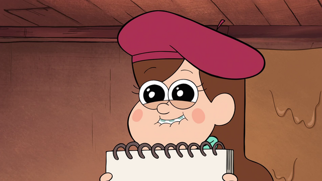 File:S1e3 Mabel smiling.png
