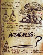 Six strange tales journal 3 weakness