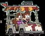 Mystery Cart appearance