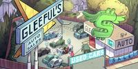 Gleeful's Auto Sale