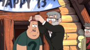 S2e20 Stan gives his hat to Soos