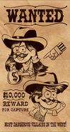 CotTPT Dipper and Mabel Wanted Poster