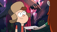 S2e20 Wendy Gives Dipper A Card