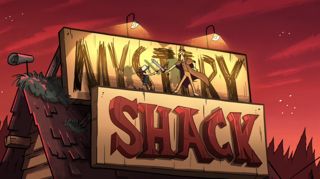File:S1e3 dipper and sherlock holmes on sign.png