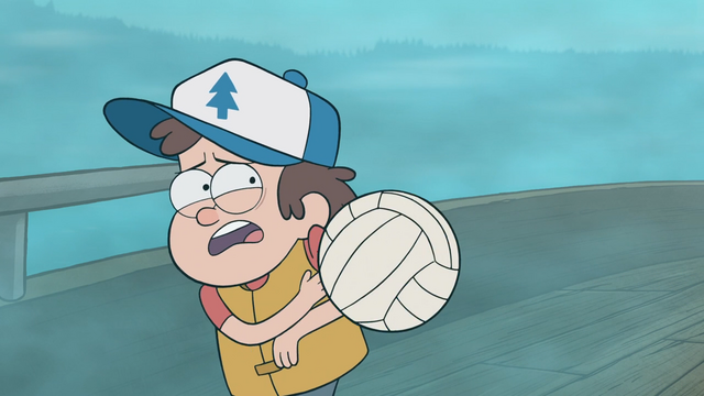 File:S1e2 dipper hit by volleyball.png