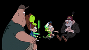 S1e14 Dipper mad at Stan