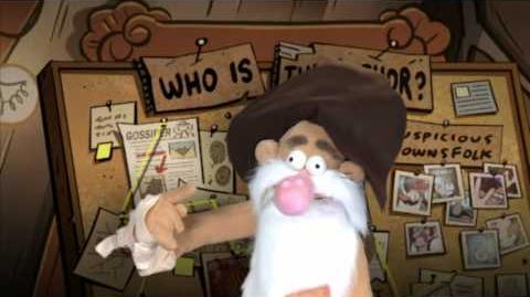 """""""Old Man"""" McGucket's Conspiracy Corner!-0"""