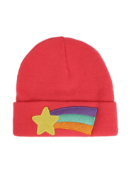 HT shooting star beanie