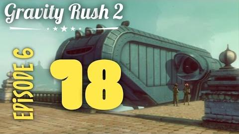 Gravity Rush 2 Part 18 Episode 6 Seperate Tables