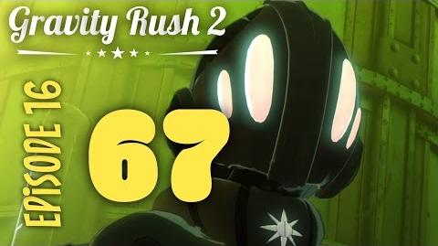 Gravity Rush 2 Part 67 Episode 16 Words, Words