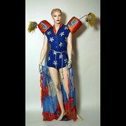 Calendar Girl july Costume