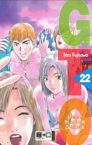 File:GTO Manga Volume 22.jpg