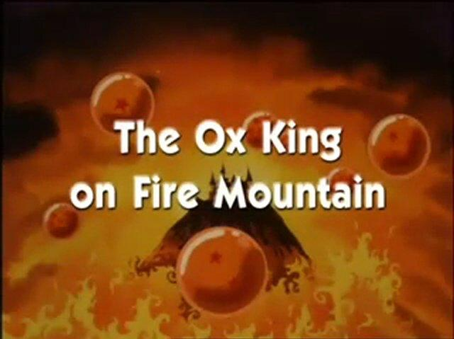 The Ox King on Fire Mountain