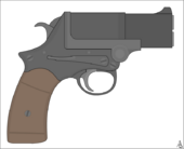 Felreden High Rank Officer Pistol