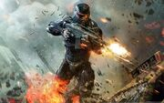 Wallpaper crysis 2 03