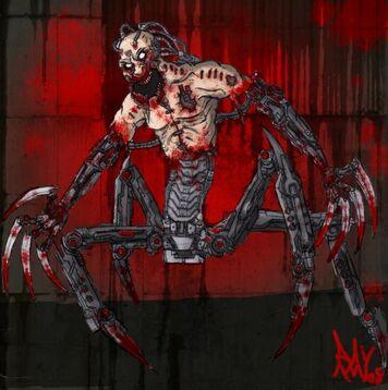 Prey dis mental by Corpse boy