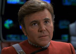 Chekov, Undiscovered Country