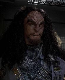 Martok, Chancellor of the Klingon High Council