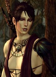 Morrigan profile