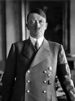 Hitler portrait crop